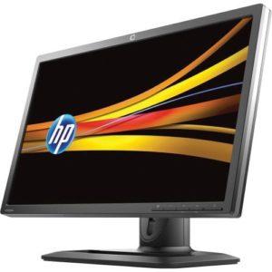 """HP ZR24w Black 24"""" LCD Monitor Maroc"""