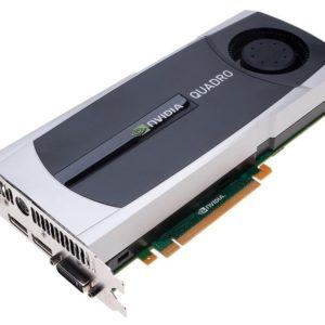 NVIDIA Quadro 6000 by PNY 6GB GDDR5 Maroc