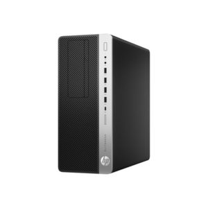 Ordinateur de bureau HP 800G3 Tour |i7-4GB-500GB-Win10| (1HK14EA)