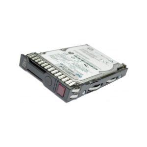 """Disque dur HPE 300 Go, SAS 12G Enterprise 10K, petit facteur de forme 2,5"""" REF 872475-B21"""