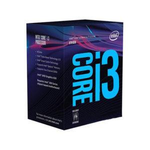 Intel Processors BX80684I38100 - 5032037107501 - BX80684I38100