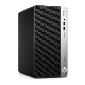 """Ordinateur de bureau HP 400 G4 MT avec écran 20.7"""" (1QM45EA) - 1QM45EA"""