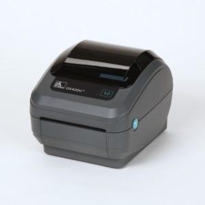 Imprimante étiquette de bureau Zebra GK420D (Ethernet) - GK42-202220-000