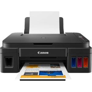 Imprimante Canon PIXMA G2411 Jet d'encre Couleur 3 en 1(2313C025AA) - 2313C025AA