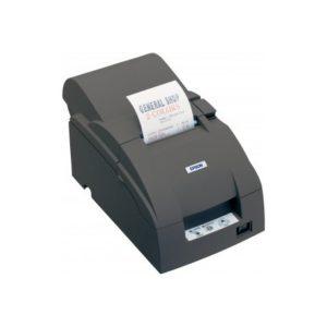 Imprimante Epson TM-U220A noire port série (avec alimentation) - C31C513057