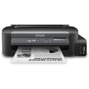 Imprimante Epson WorkForce M100 - Monochrome à Réservoir - C11CC84401