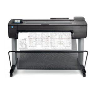 """Imprimante HP DesignJet T730 36"""" (F9A29A) - F9A29A"""