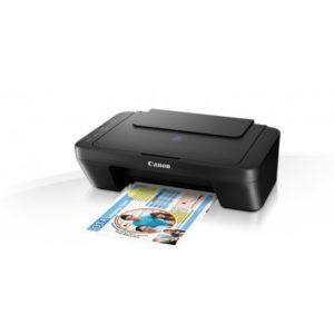 Imprimante Jet d'encre couleur multifonction Canon PIXMA E474 (1365C009AA) - 1365C009AA