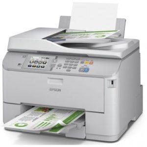 Imprimante Multifonction 4-en-1 Jet d'encre Couleur EPSON WORKFORCE PRO WF-5620DWF (C11CD08401) - C11CD08401