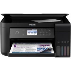 Imprimante Multifonction Epson EcoTank ITS L6160 - Jet d'encre - C11CG21403