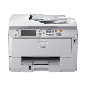 Imprimante Multifonction Epson WorkForce Pro M-5690DWF A4 - Jet d'Encre Monochrome - C11CE37403