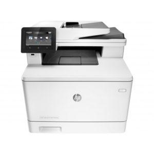Imprimante Multifonction Laser Couleur HP LaserJet MFP M477fnw (CF377A) - CF377A