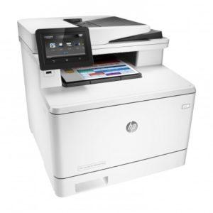 Imprimante Multifonction Laser Couleur HP LaserJet Pro M377dw (M5H23A) - M5H23A