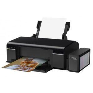 Imprimante Wi-Fi Photo Jet d'encre Couleur EPSON L805 ultra économique (C11CE86402) - C11CE86402