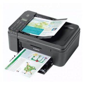 Imprimante couleur multifonction Jet d'encre 4en1 Canon PIXMA MX494 avec Fax (0013C007AB) - 0013C007AB