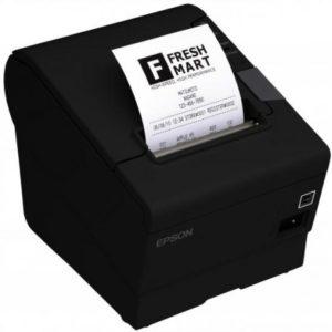 Imprimante de tickets réseau Epson TM-T88V (654): Ethernet UB-E04