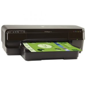 Imprimante jet d'encre couleur grand format A3+ HP Officejet 7110 (CR768A) - CR768A