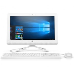 Ordinateur Tout en un HP 20-c400nk |AMD E-4GB-500GB-19