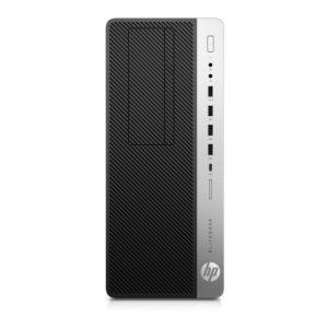 Ordinateur de Bureau HP EliteDesk 800 Microtour |i5-4GB-1TB-Win10| (4QC92EA) - 4QC92EA