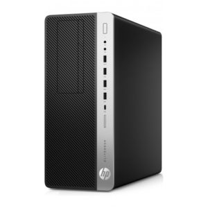 Ordinateur de bureau HP 800G3 Tour |i7-4GB-500GB-Win10| (1HK14EA) - 1HK14EA