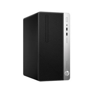 Ordinateur de bureau HP ProDesk 400G5 Microtour |i7-4GB-500GB-FreeDos| avec Ecran 20