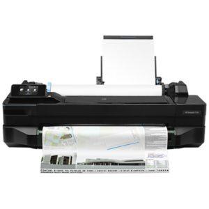 Traceur HP DesignJet T120 ePrinter 24 pouces (CQ891C) - CQ891C