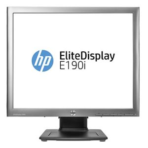 Écran à rétroéclairage LED HP EliteDisplay E190i 18