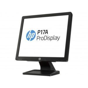 Moniteur à rétroéclairage LED 5:4 HP ProDisplay P17A 17 pouces (F4M97AS) - F4M97AS