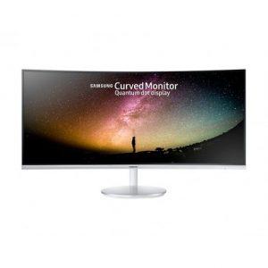 """Moniteur Samsung Incurvé Ultra Large 34"""" (C34F791WQ) - LC34F791WQMXZN"""