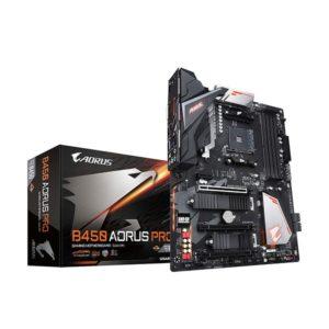 Gigabyte GA-B450 AORUS Pro Carte mère AMD Socket AM4