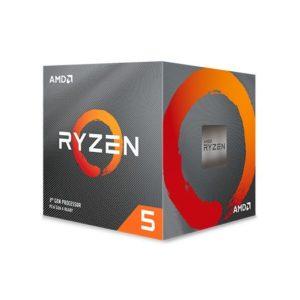 AMD YD3400C5FHBOX processors - 0730143309837 - YD3400C5FHBOX