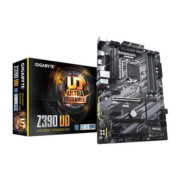 Gigabyte Z390 UD Carte mère ATX Socket 1151 Intel Z390 Express