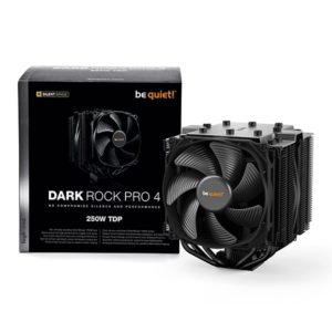 DARK ROCK PRO 4 BK022 be quiet! Ventilateur de processeur pc gamer