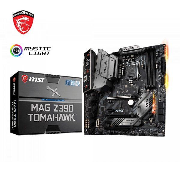 MSI Z390 MAG Z390 TOMAHAWK LGA1151
