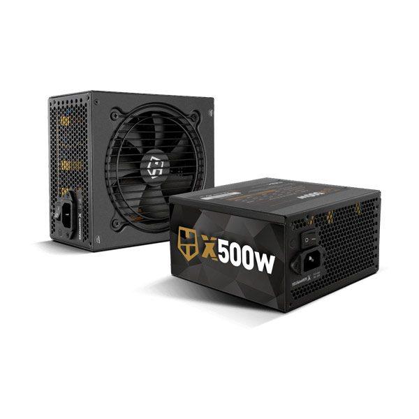 Nox HUMMER X500W 80+ BRONZE SEMIMODULAR ALIMENTATION PC
