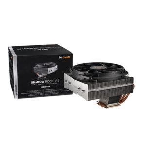 SHADOW ROCK TF2 BK003 be quiet! Ventilateur de processeur pc gamer