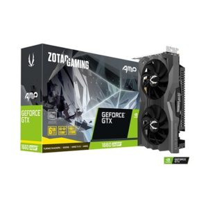 ZOTAC GAMING Nvidia GEFORCE GTX 1660 SUPER AMP 6GB GDDR6 ZT-T16620D-10M
