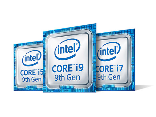 intel 9th generation