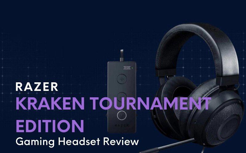 Casque de jeu Razer Kraken Tournament Edition